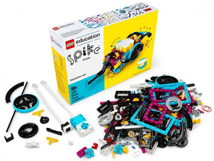 Set d'Expansió SPIKE Prime 45680