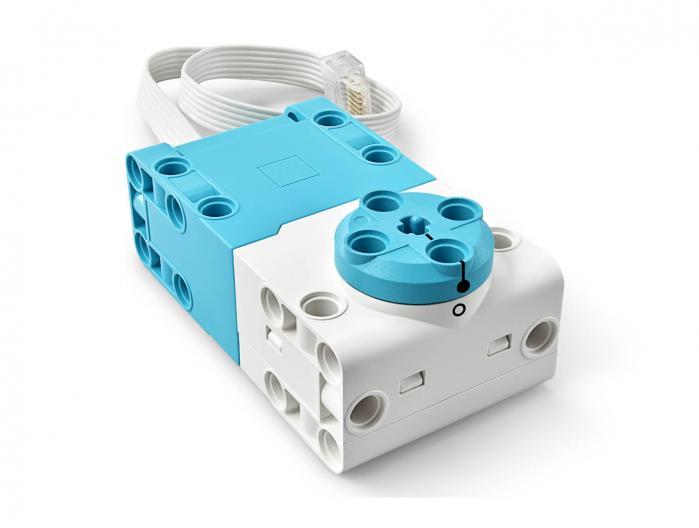 Motor Angular Gran LEGO Technic