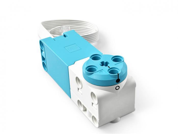 Motor Angular Mitjà LEGO Technic