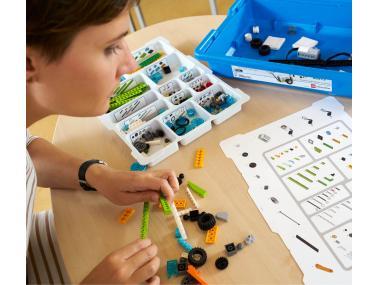 Certificació LEGO Education WeDo 2.0