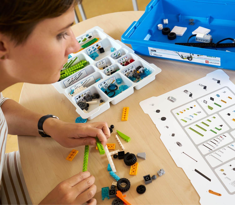 Certificación LEGO Education WeDo 2.0