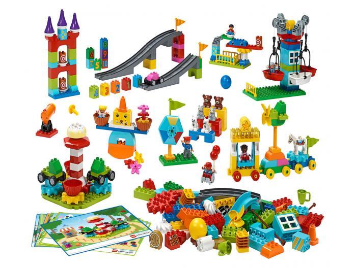 Parc STEAM 45024 LEGO Education