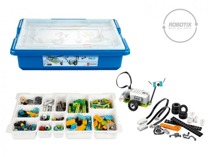 LEGO Education WeDo 2.0 [recondicionat]
