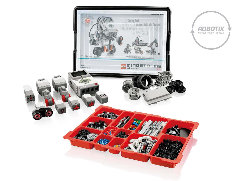LEGO MINDSTORMS Education EV3 [reacondicionado]