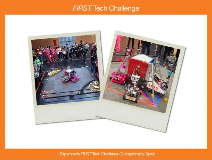 Inscripción FIRST TECH CHALLENGE - ROVER RUCKUS