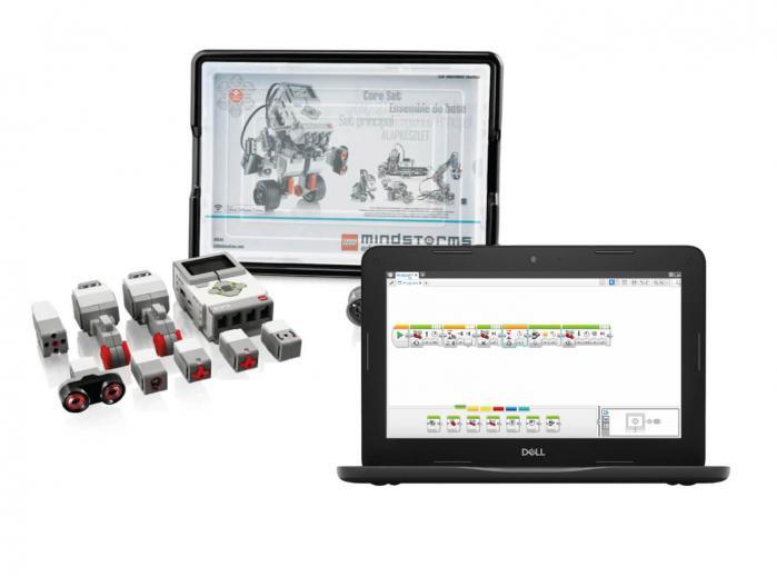 Pack LEGO MINDSTORMS Education EV3 + DELL Latitude 3190