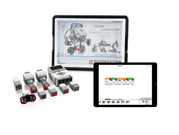 Pack LEGO MINDSTORMS Education EV3 + Ordenador