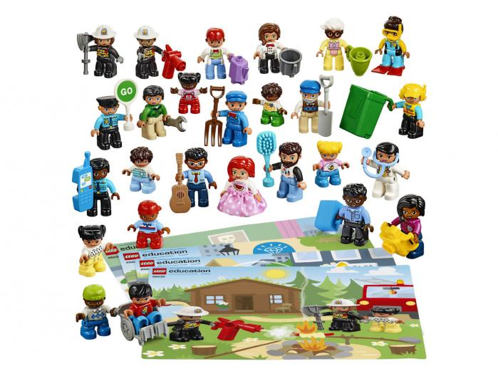 Personas LEGO Education 45030
