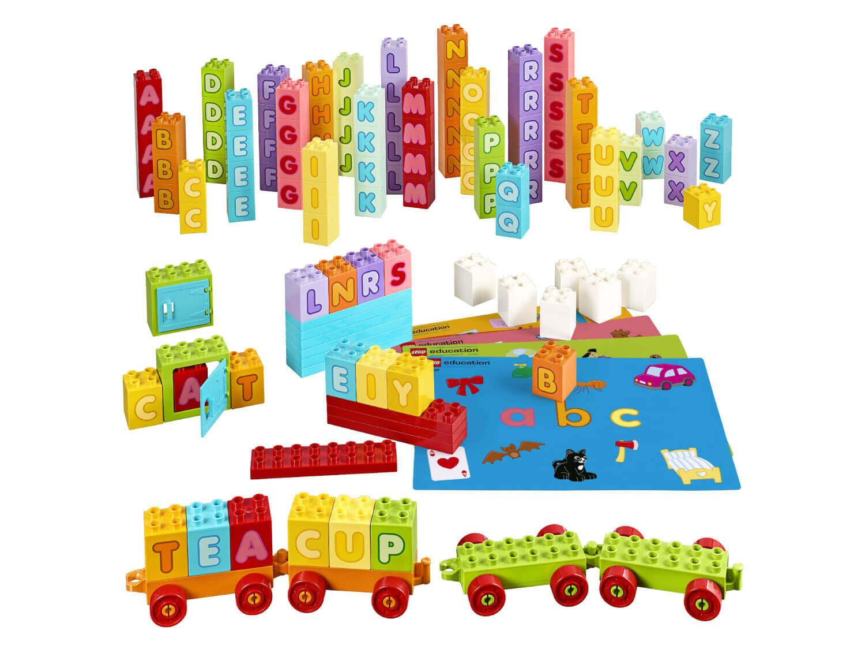Lletres LEGO Education 45027