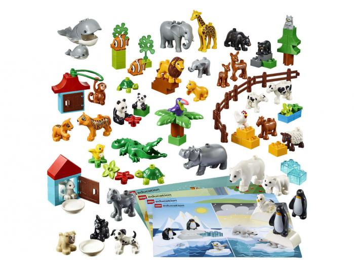 Animals LEGO Education 45029