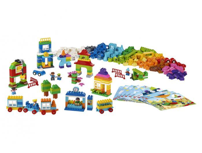 Mi Mundo XL LEGO Education 45028