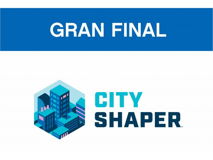 Inscripción Gran Final FLL España CITY SHAPER