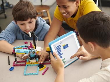 Certificació LEGO Education SPIKE PRIME