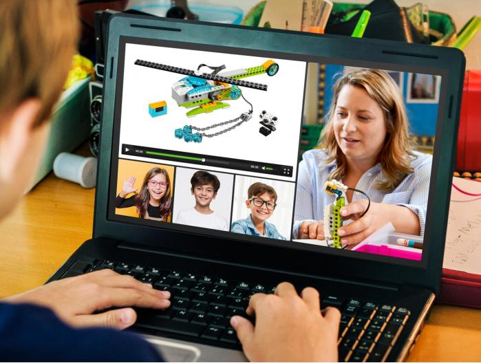 Curs Online Programació per a Nens