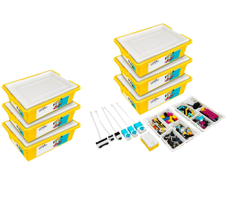 Pack Aula SPIKE Prime