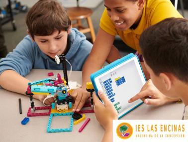 IES Las Encinas: Proyecto de robótica educativa
