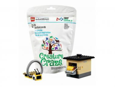 Set FLL Jr. Creature Craze