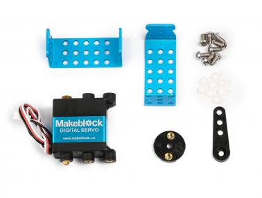 Robot Servo Pack-Blue [Ampliació mBot]