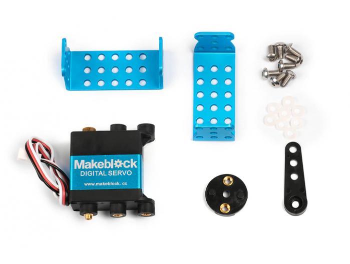 Robot Servo Pack-Blue [Ampliación mBot]