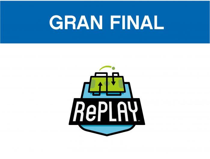 Inscripció Gran Final FLL España RePLAY
