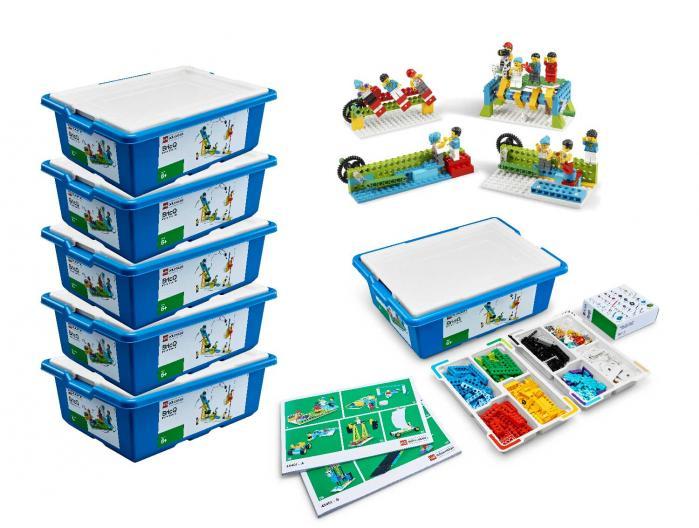 Pack Aula BricQ Motion Essential