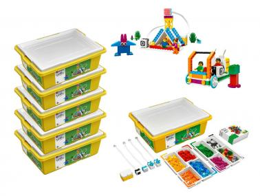 Pack Aula SPIKE Essential