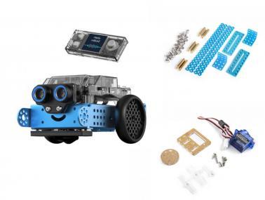 Pack mBot2 + Ampliaciones