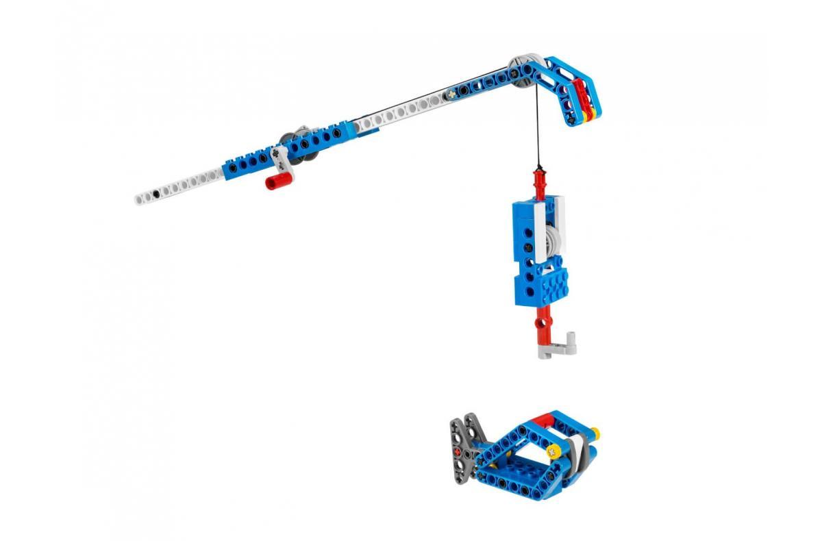 Máquinas Simples y Motorizadas - LEGO Education ROBOTIX