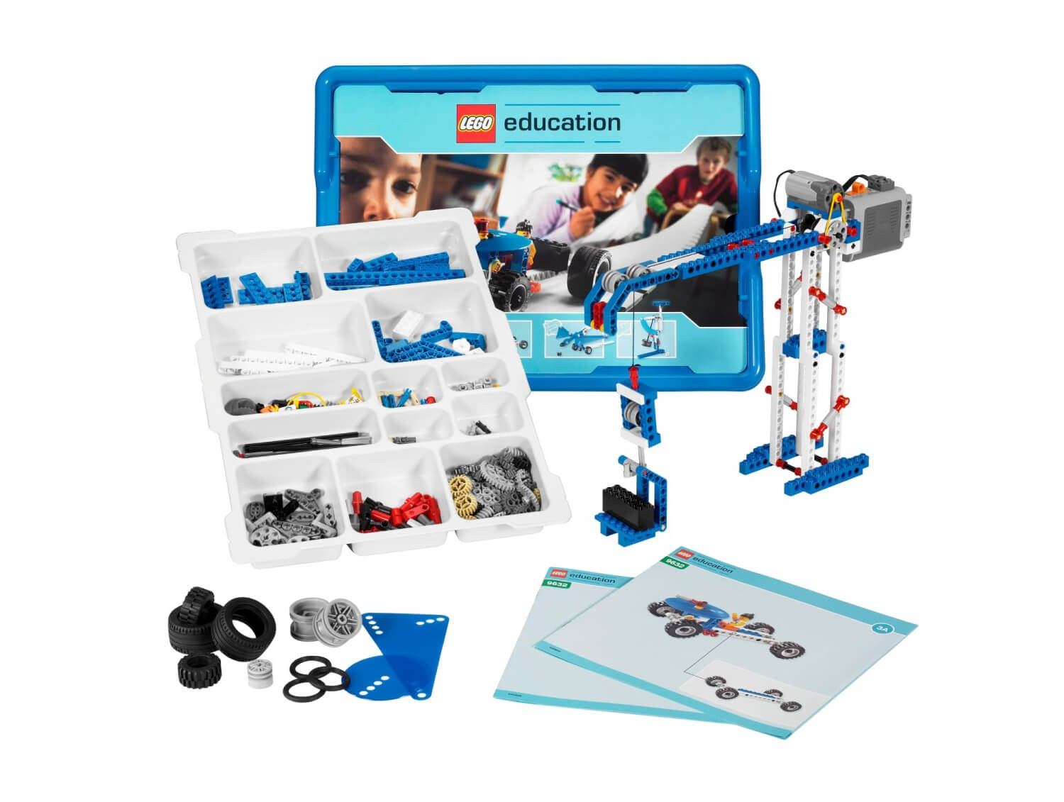Máquinas Simples y Motorizadas 9686 LEGO Education