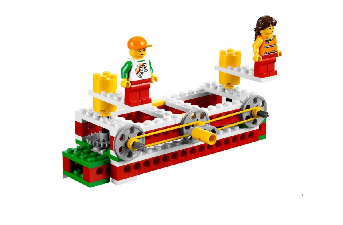lego education wedo 9580 instructions