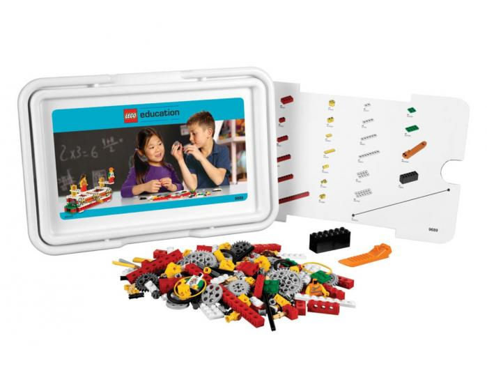 Màquines Simples 9689 LEGO Education