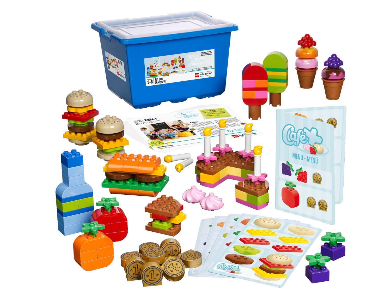 Café+ 45004 LEGO Education