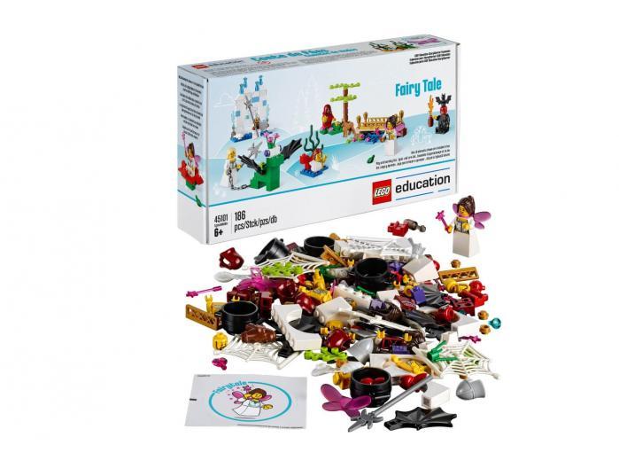 Set Ampliación StoryStarter Fairy Tale 45101 LEGO Education