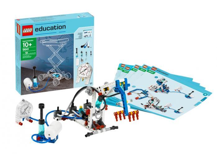 Set Ampliación Neumática 9641 LEGO Education