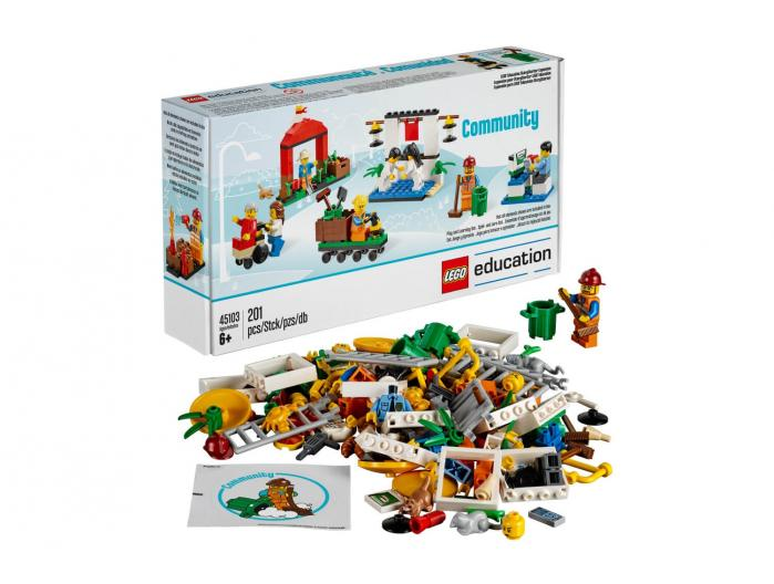 Set Ampliación StoryStarter Community 45103 LEGO Education