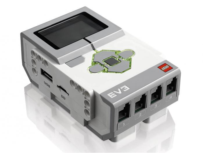 Bloc Intel·ligent EV3 45500 LEGO Education