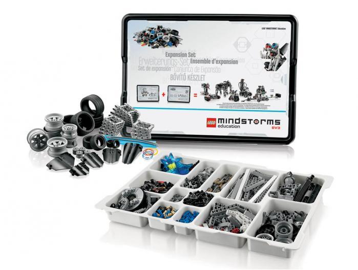 Set Expansió EV3 45560 LEGO Education