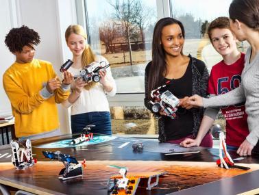 Certificació avançada LEGO® MINDSTORMS® Education EV3