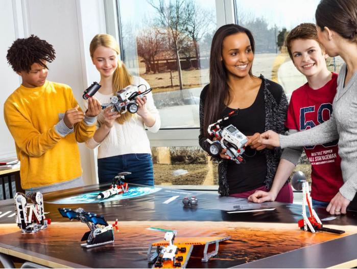 Certificació avançada LEGO MINDSTORMS Education EV3 - LEGO Education Robotix