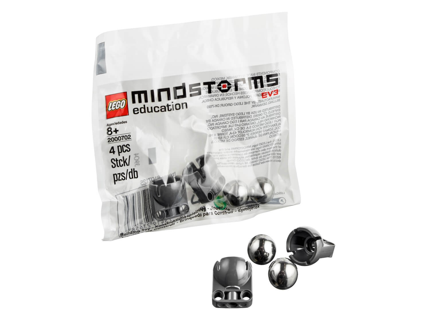 Recambios LEGO MINDSTORMS Education Pack 3 2000702 LEGO Education
