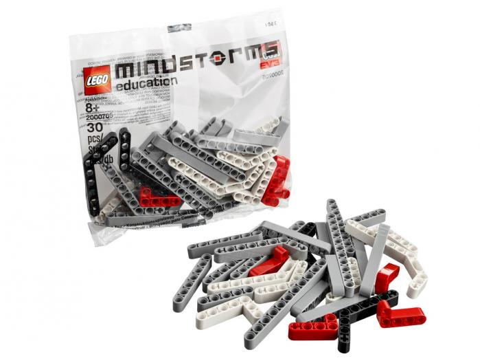 Recambios LEGO MINDSTORMS Education Pack 6 2000705 LEGO Education