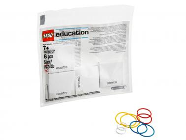 Recambios LEGO Education Pack Gomas 2000707 LEGO Education