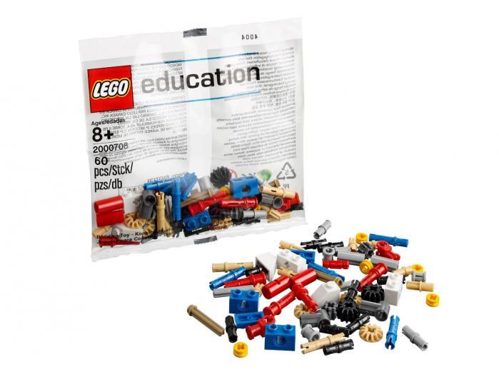 Recambios Máquinas y Mecanismos LEGO Education Pack 1 2000708 LEGO Education