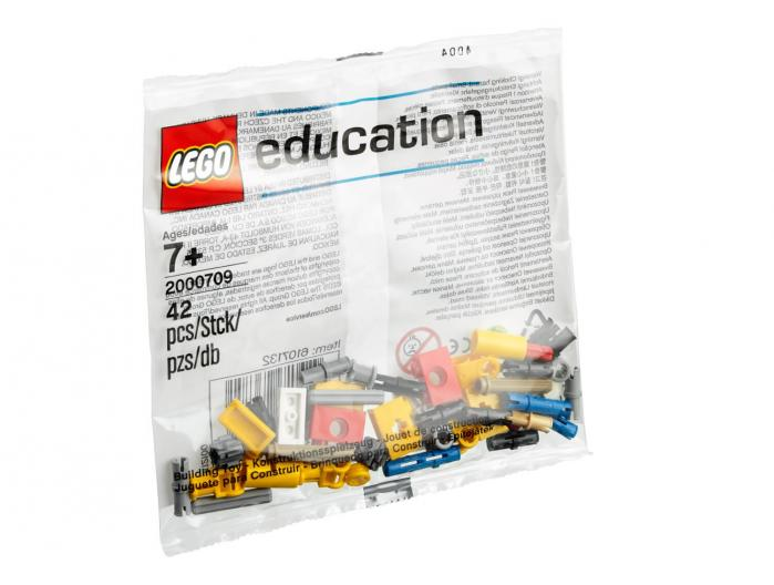 Recambios Máquinas Simples Pack 2 2000709 LEGO Education