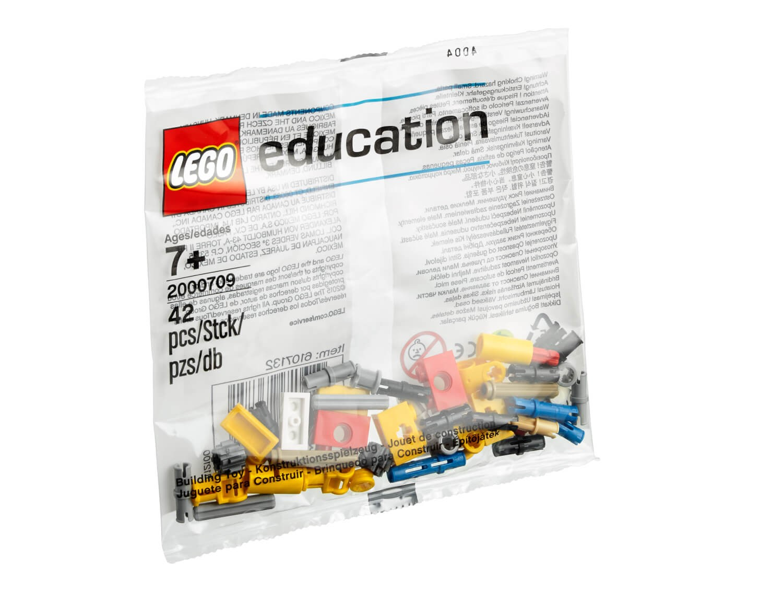 Recambios Máquinas Simples Pack 2 2000709 LEGO Education