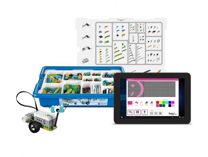 Pack LEGO Education WeDo 2.0 + Tablet