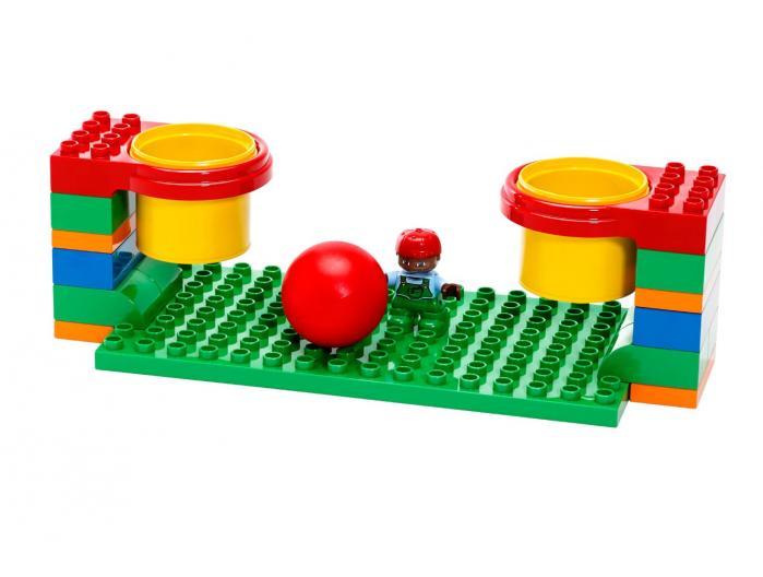 Activity Pack for Pneumatics - LEGO Education Robotix