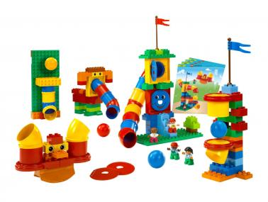 Set de Tubs d'Assaig 9076 LEGO Education