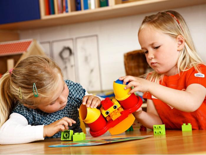 microFLL6 + robot EV3 - ANIMAL ALLIES - LEGO Education Robotix