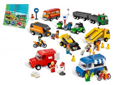 Set de Vehicles 9333 LEGO Education